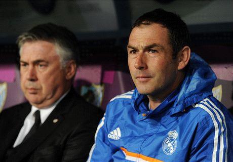 L'assistant d'Ancelotti devient coach