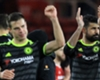 Ashley Cole Puji Cesar Azpilicueta