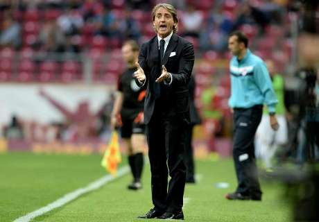 Gala moved the goalposts - Mancini