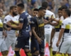 Tevez unimpressed after Gutierrez celebration sparks melee