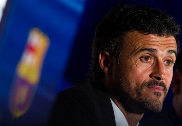Doing it his way: Luis Enrique makes positive start to life at Barcelona