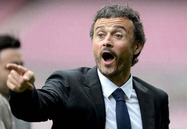 Barcelona results will prove if I am crazy or not, says Luis Enrique