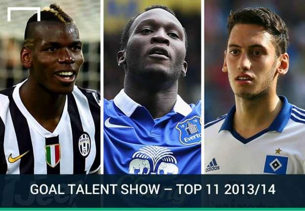 Pogba, Lukaku y Laporte en el Top 11 Sub 21 en Europa