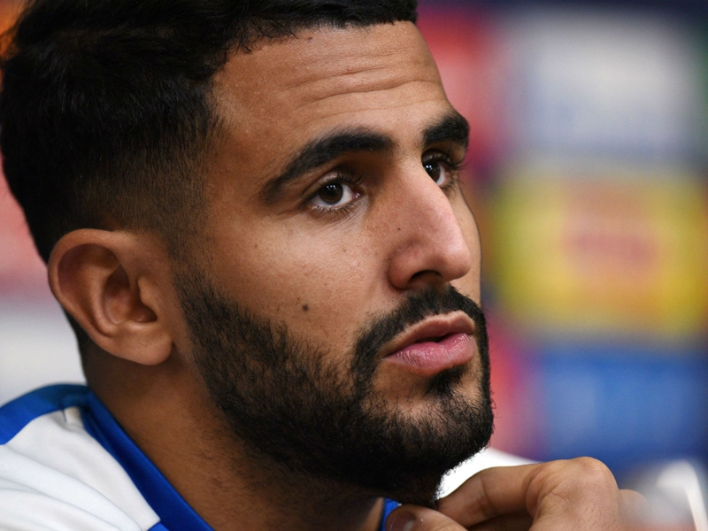 Mahrez not worried about relegation