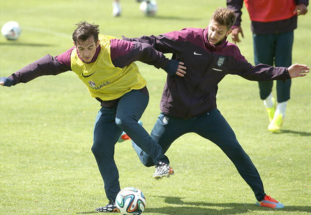 Lallana dismisses Xavi and Iniesta comparisons