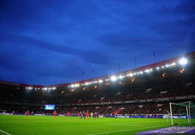 Prinzenpark: Wird im ersten Champions League Spiel nicht komplett gefüllt sein