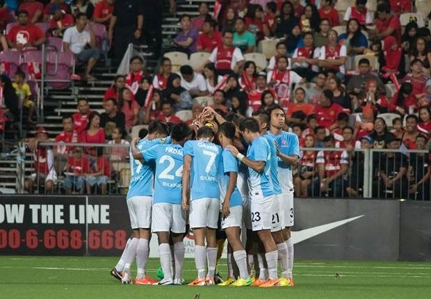 LionsXII aim to turn things around against ATM