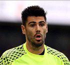 VALDES: Back to his Barcelona best
