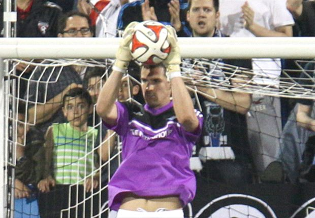 NASL Team of the Week: Smits the top goalkeeper after shutout