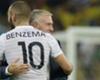 Karim Benzema Didier Deschamps France