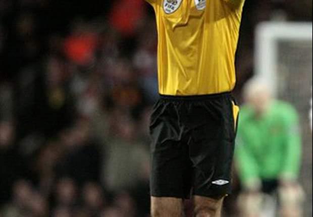 England's Howard Webb to referee Champions League final between Inter & Bayern Munich