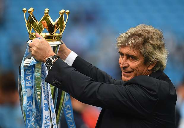 Pellegrini: I have no trophy target at Manchester City