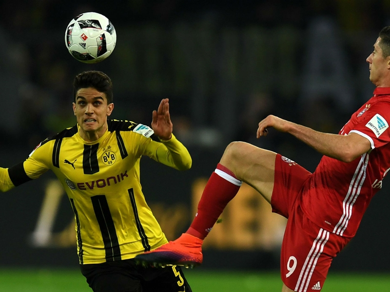 Bayern Munich v Borussia Dortmund Betting: Holders to see off old rivals