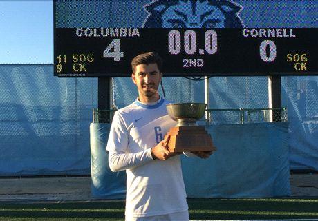 Stamboulidis targets 2017 NCAA title