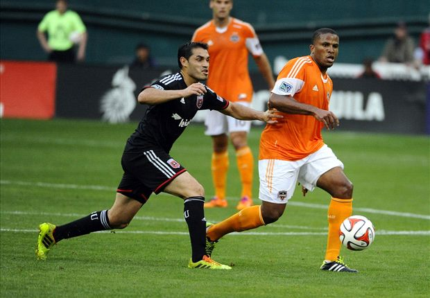 D.C. United 2-0 Houston Dynamo: Rolfe, Espindola shine