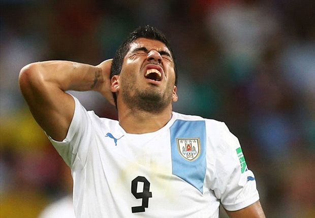 Suarez a doubt for World Cup