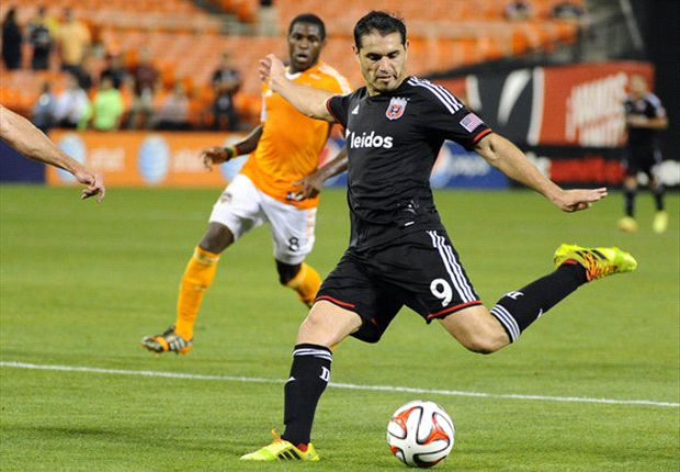 D.C. United finds chemistry in Rolfe-Espindola pairing