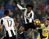 Champions, ora i gialli si azzerano: la Juventus 'ritrova' Cuadrado-Mandzukic