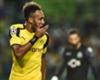 Dortmund want €70m for Aubameyang