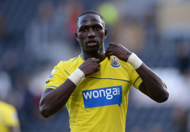 Sissoko happy to remain at Newcastle