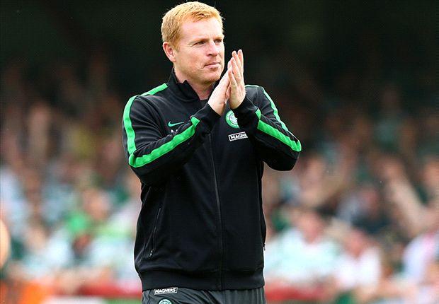 Lennon leaves Celtic