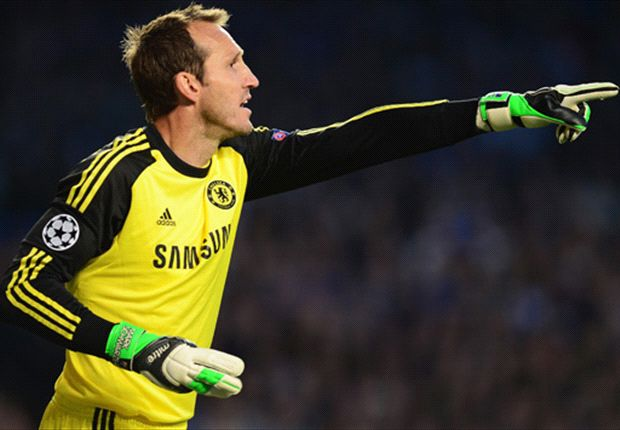 Schwarzer: Mourinho could pick Courtois over Cech