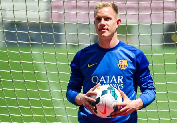 Ter Stegen: I enjoy the Barcelona way