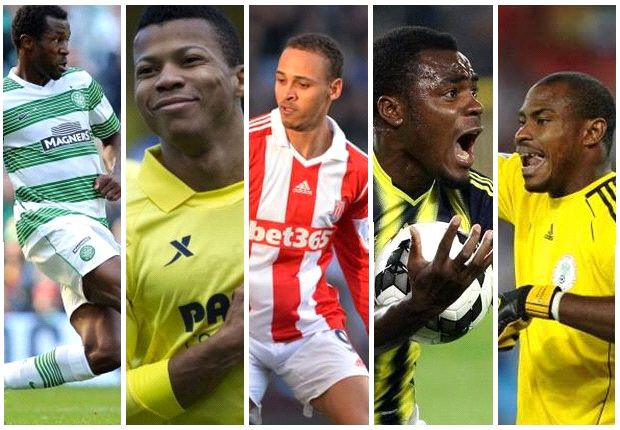 Who was the best Nigerian player in Europe? Meet the Contenders