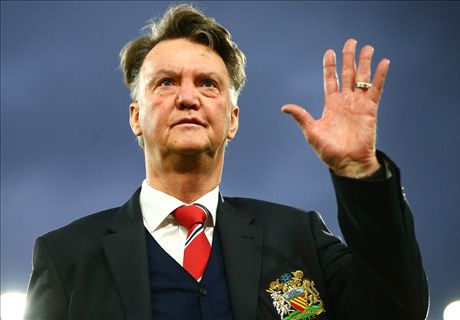 Van Gaal's biggest managerial moments