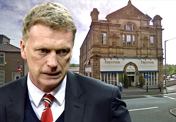 Moyes investigated over alleged assault