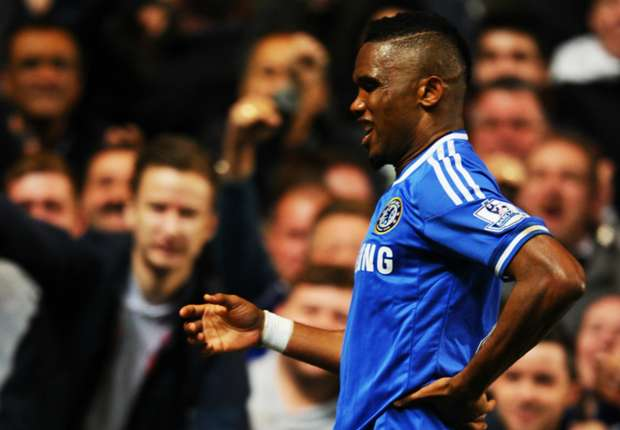 Chelsea confirm Eto'o exit