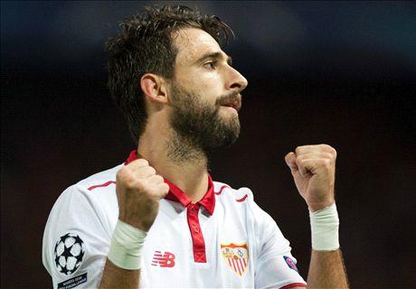 El Sevilla hipoteca su temporada en Lyon