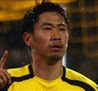BVB: Kagawa & Reus inspire 8-4 mayhem