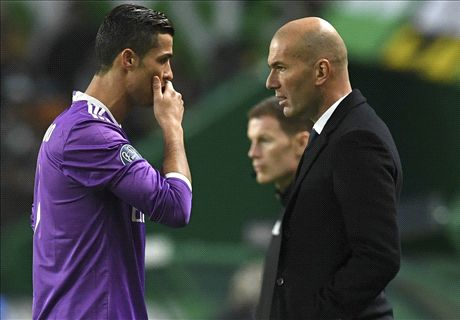 LIVE: Sporting vs Real Madrid