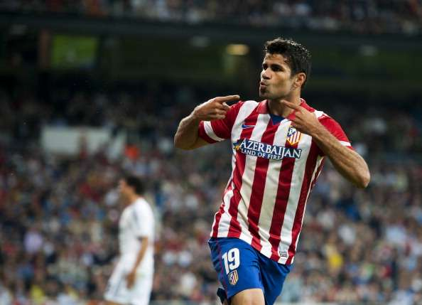 Diego Costa key as Spain look to dominate again - Martinez
