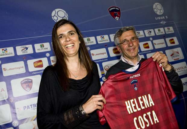 clermont coach helena costa