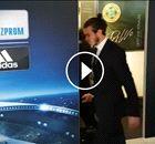 VÍDEO | Así salió Gareth Bale del José Alvalade