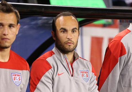 Donovan hits out at Klinsmann tactics