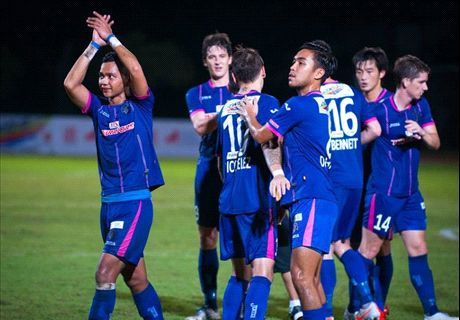 Warriors clinch S.League title on final day