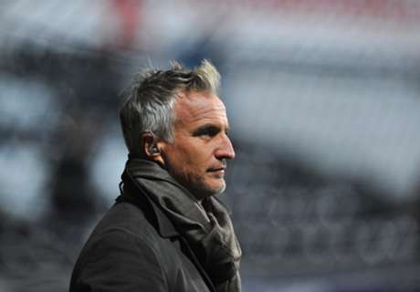 Ginola Fifa bid hit by lack of funding