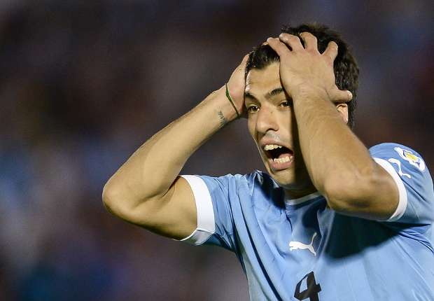 Suarez vows: I'll be ready for the World Cup