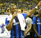 Corinthians 'waiting for' Drogba's signature