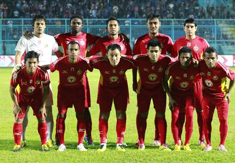 Semen Padang Singkirkan Bali United