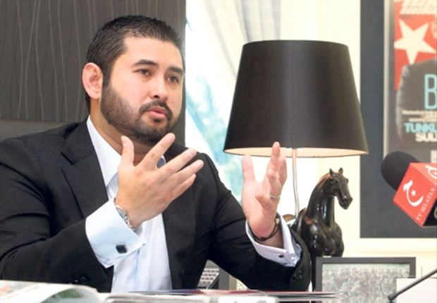 TMJ has not set high targets for JDT in the Malaysia Cup