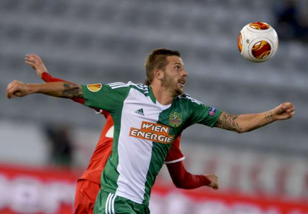Cardiff City sign Burgstaller from Rapid Vienna