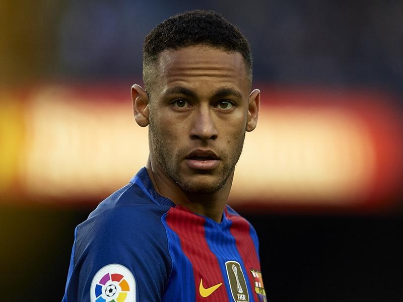 Barça, l'accident de voiture léger de Neymar