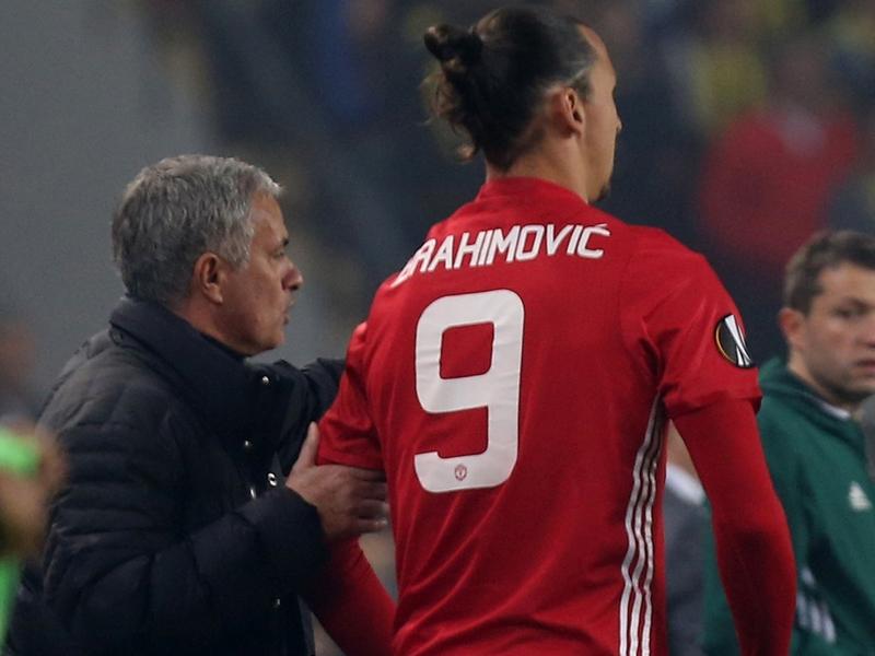 Mourinho esalta Ibrahimovic: Non è venuto in Inghilterra in vacanza…