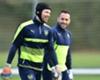 Ospina volvió a entrenamientos