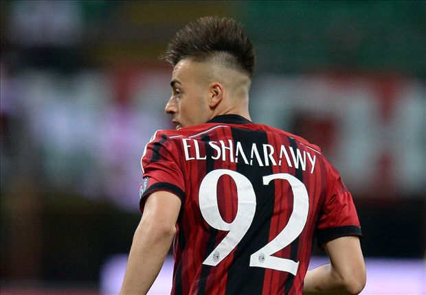 My future is with AC Milan, insists El Shaarawy