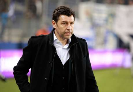 Official: Lyon appoint Fournier